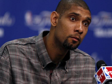 Tim Duncan could lead the San Antonio Spurs into Greatness