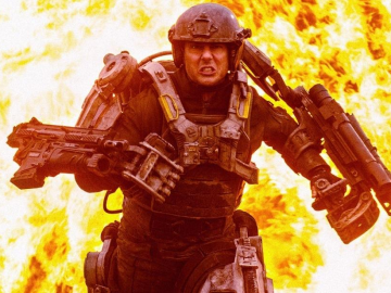 Tom Cruise praises Edge of Tomorrow co-star Emily Blunt