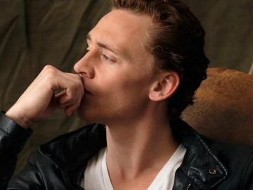 Tom Hiddleston shares picture from new movie High-Rise