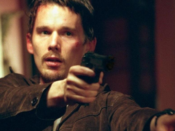 Training Day co-stars Ethan Hawke and Denzel Washington loved reuniting on new movie The Magnificent Seven