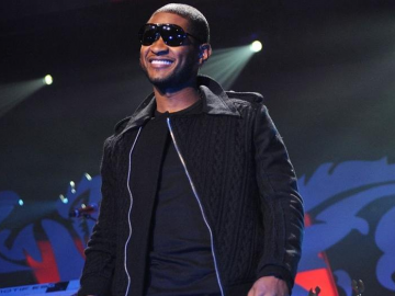 Usher speaks out in defence of Justin Bieber
