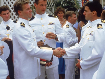 Val Kilmer as Iceman; Tom Cruise as Maverick: Top Gun 2 is looking more likely than ever
