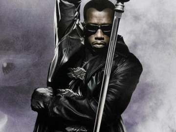 Wesley Snipes to star in Blade 4?‏
