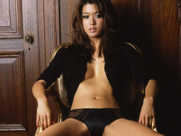 When will we see Grace Park back on the big screen?