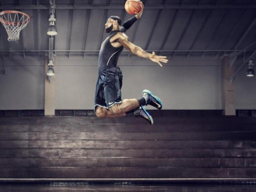 Why is LeBron James reluctant to wear the Nike LeBron 11's?