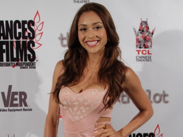 Will Lindsey Morgan be doing double duty on television in 2015?