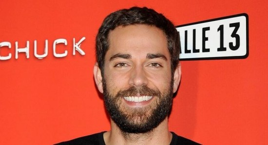 The star also gained fans in his role of Chuck Bartowski