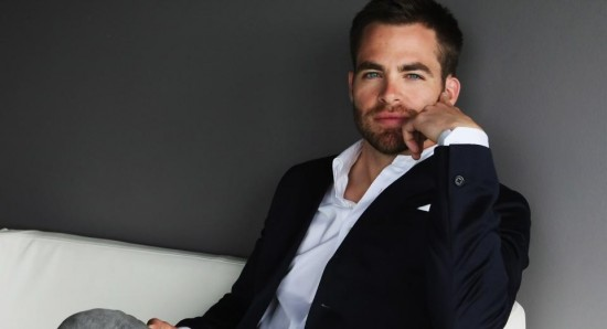 The fabulous Chris Pine
