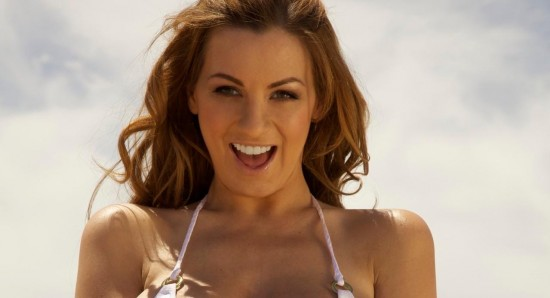 Jordan Carver immigrated to further her career