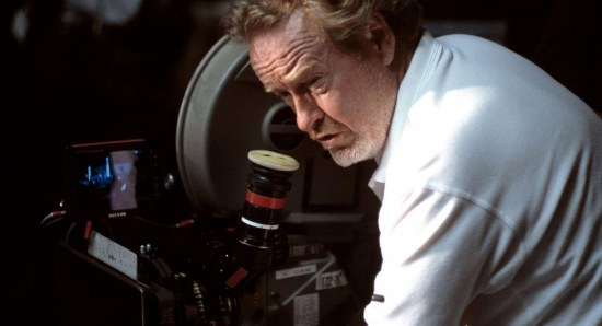 Ridley Scott directed the movie