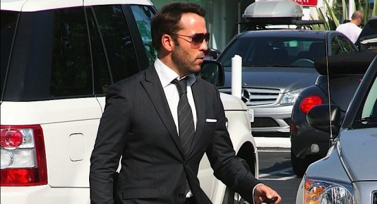 Jeremy Piven is Ari Gold