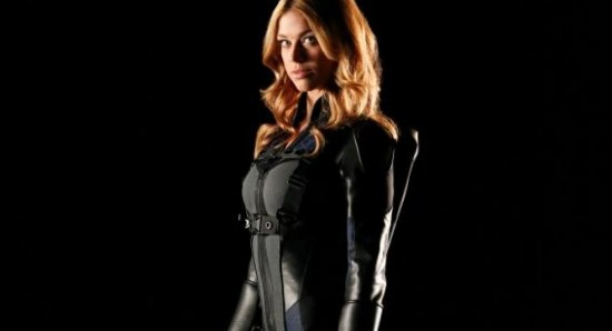 Adrianne Palicki plays Mockingbird in Agents of S.H.I.E.L.D.