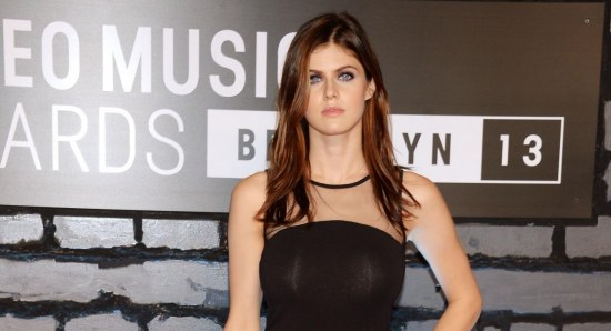 Alexandra Daddario will appear in San Andreas