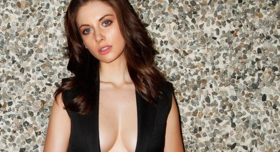 Alison Brie is preparing for the new movie