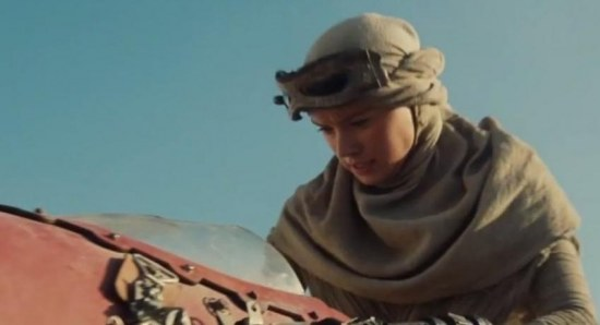 Andy Serkis teases a little about his Star Wars: Episode VII - The Force Awakens character