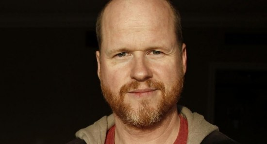 Joss Whedon paid a visit to the set