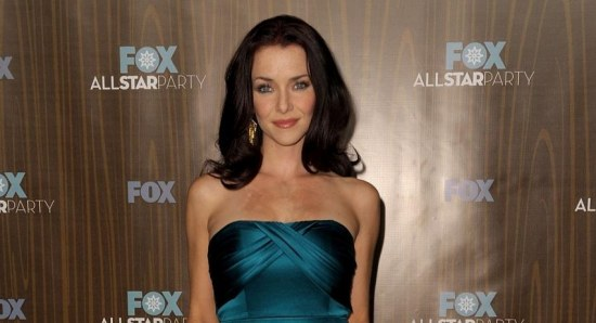 Annie Wersching is also in the show