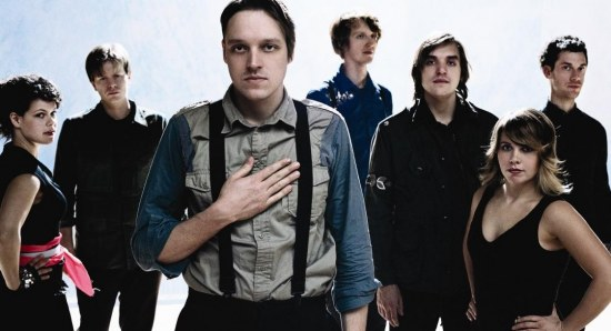 Arcade Fire have sold millions of albums