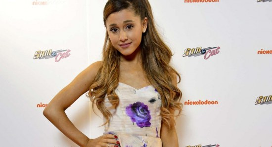 Ariana Grande stars in Sam & Cat