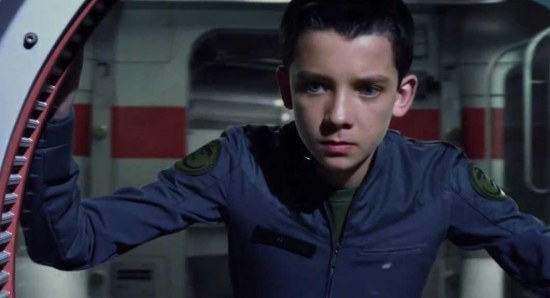 Asa Butterfield is the favourite for the role