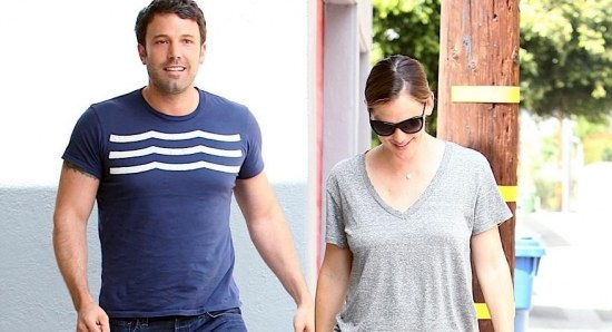 Ben Affleck and Jennifer Garner are married