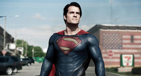 Henry Cavill is back as Superman