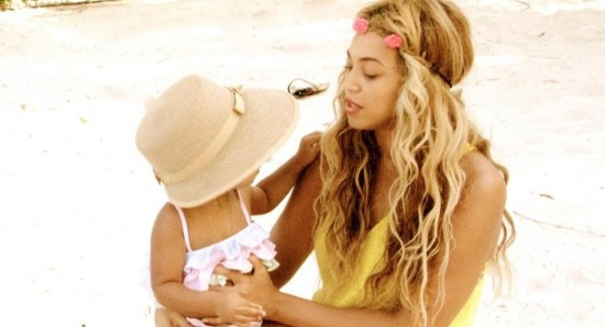 Beyonce has one daughter already