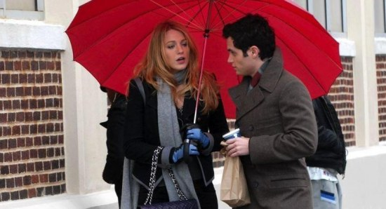 Blake Lively starred in Gossip Girl
