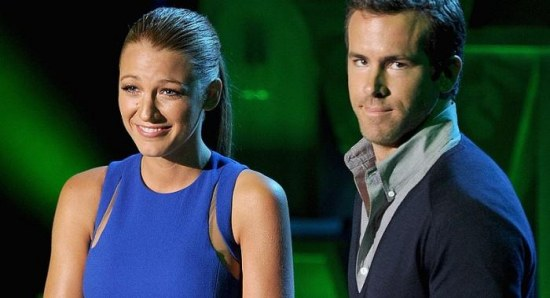 Blake Lively is married to Ryan Reynolds
