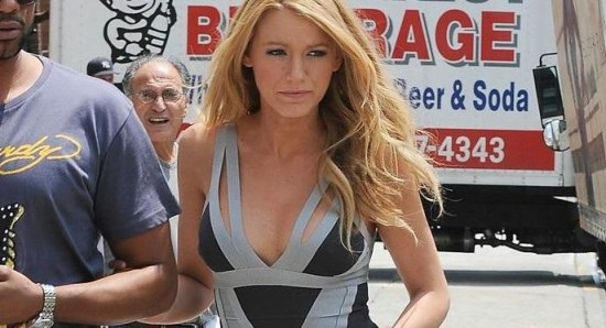Blake Lively is a stunning star