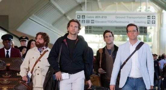 Bradley Cooper in a still from 'The Hangover II'
