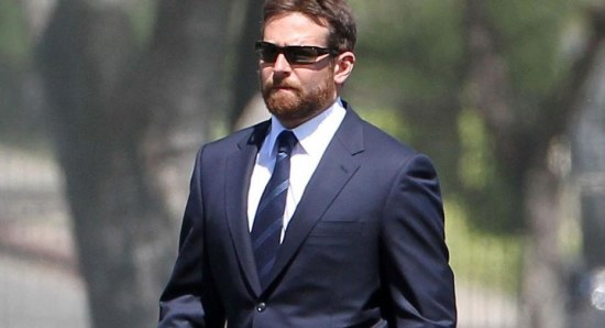 Bradley Cooper ready for business