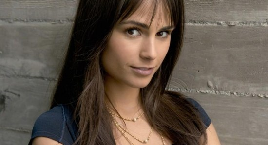 Jordana Brewster is also in the show