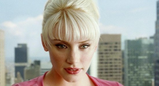 Bryce Dallas Howard as Gwen Stacy in the original Spider-Man franchise