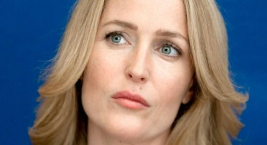 Gillian Anderson will also be starring in 'Our Robot Overlords'