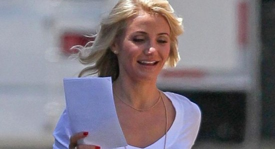 Cameron Diaz is not scared of growing old