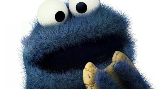 Cookie Monster has become very helpful with self-control
