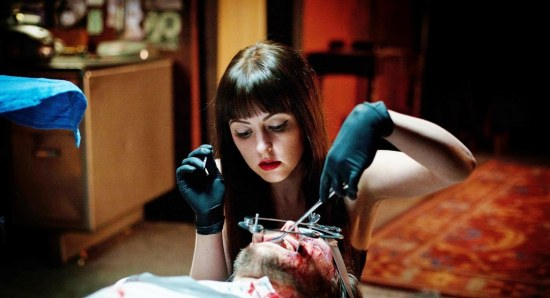 Katharine Isabelle in