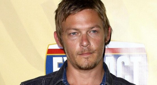 Norman Reedus also has a chance