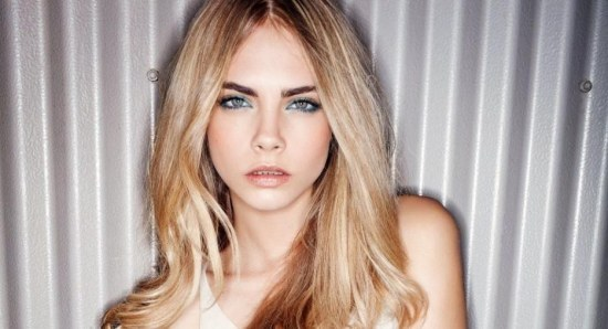 Cara Delevingne can hold her own