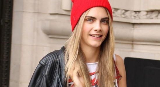 Cara Delevingne has been linked to a role