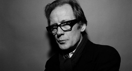 Bill Nighy is also in the production