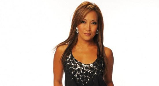 Carrie Ann Inaba is writing a weekly DWTS blog