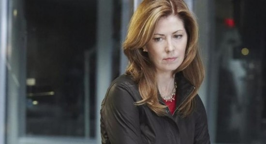 Dana Delany was also in the show