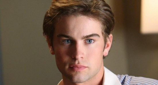 Chace Crawford on Gossip Girl