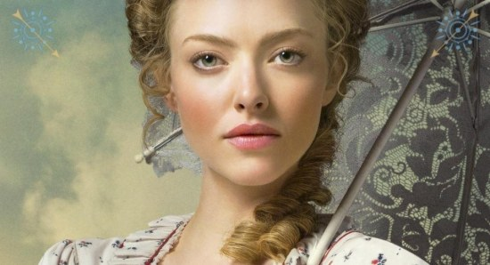 Amanda Seyfried stars in A Million Ways to Die in the West