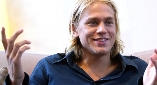 Charlie Hunnam has plenty of projects coming out
