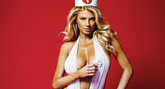 Charlotte McKinney is a stunning model in her own right