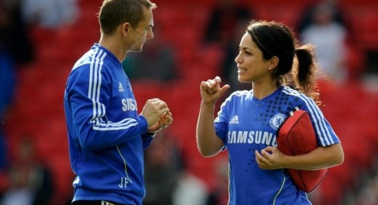 Eva Carneiro has been banned from the bench