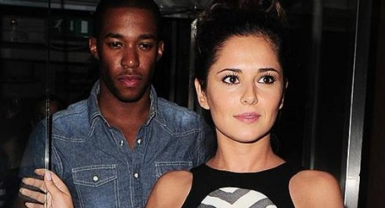 Cheryl Cole with boyfriend Tre Holloway